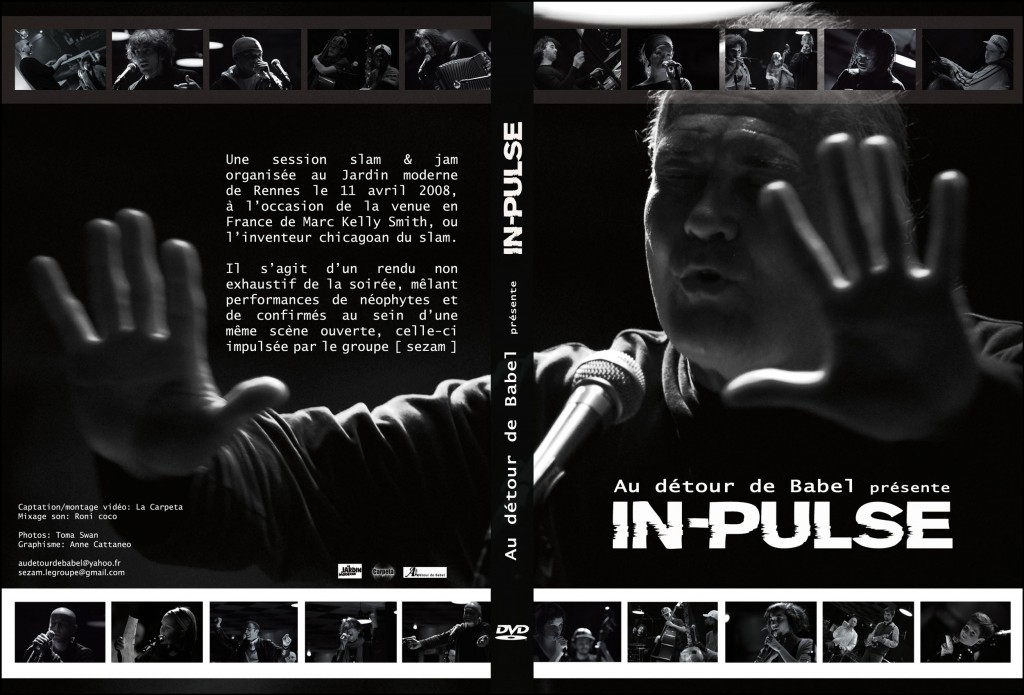jaquette dvd-In-Pulse