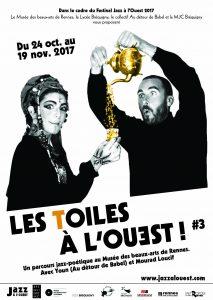 Les Toiles à l'Ouest #3 - Restitution @ Mjc Bréquigny | Rennes | Bretagne | France