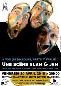 À VOS [RE]MARQUES, PRÊTS ? PARLEZ ! / Spectacle participatif @ Grain de Sel - Séné (56)   Séné   Bretagne   France