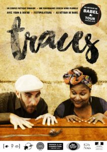 TRACES / ONE POETIC VOICE @ Lincoln Park High School & EFAC | Chicago | Illinois | États-Unis